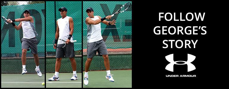 George's Tennis Story