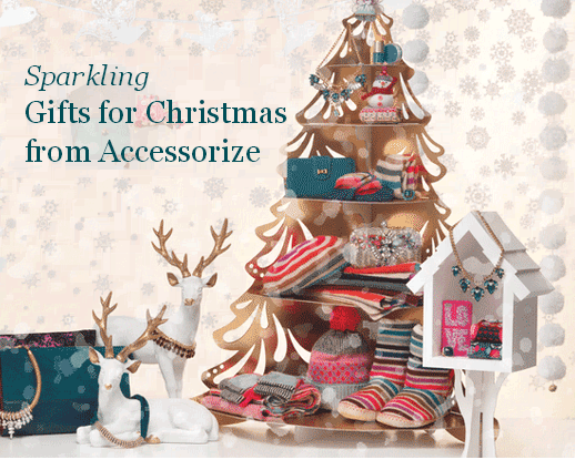 Accessorize Christmas