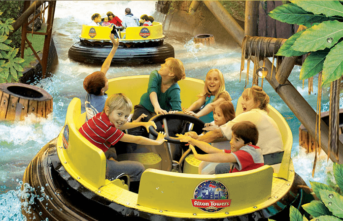 Alton Towers Discount