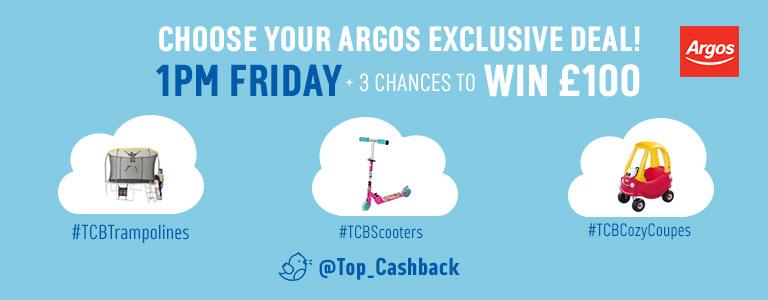 Argos Toys Twitter