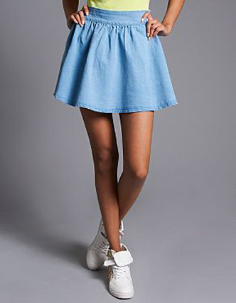 Bank Denim Dress