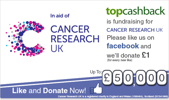 Cancer Research UK Banner