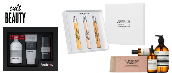 Cult Beauty for him gifts