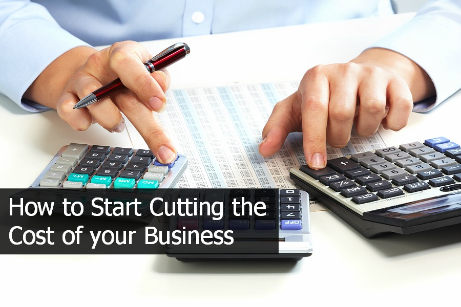 Cut the cost of your business
