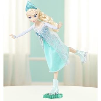 Disney Frozen Ice Skating Elsa