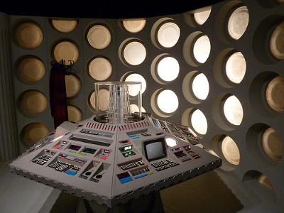 Dr Who Tour