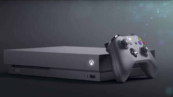 Xbox One X - Revealed