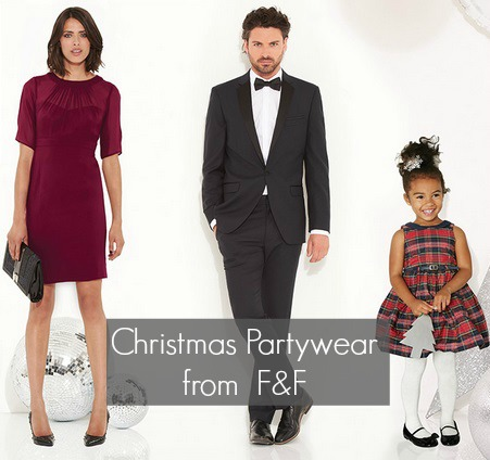 Florence and Fred Partywear