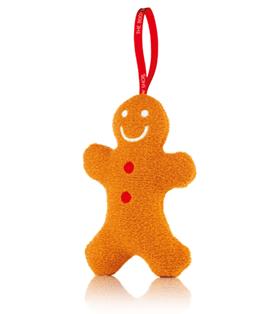 Gingerbread Man Wash Sponge