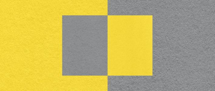 Yellow&Grey