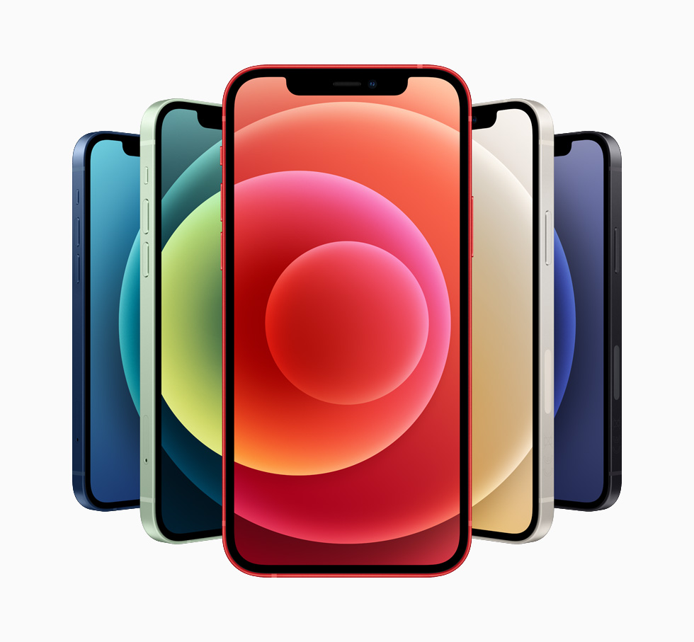 iPhone12 Colours