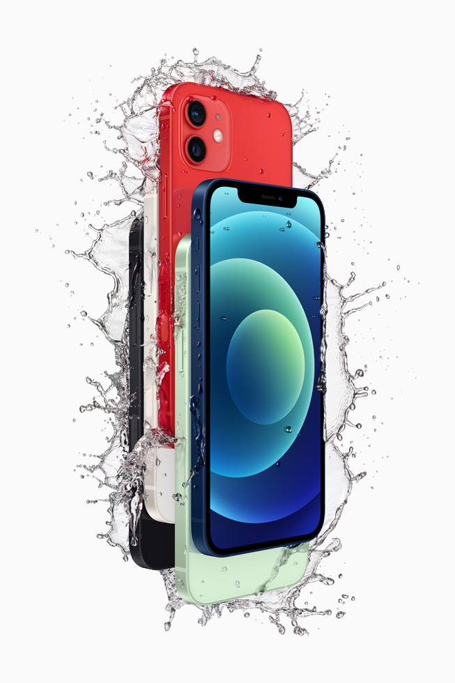 iPhone12 Water