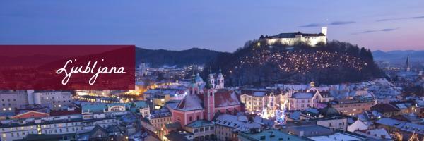 Ljubjana Slovenia
