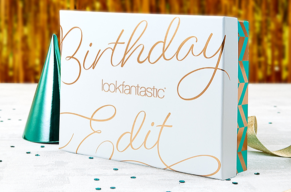 lookfantastic Birthday Edit Beauty Box