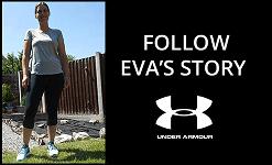 Follow Eva's Under Armour Fitness Challenge