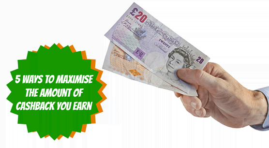 How to earn more cashback