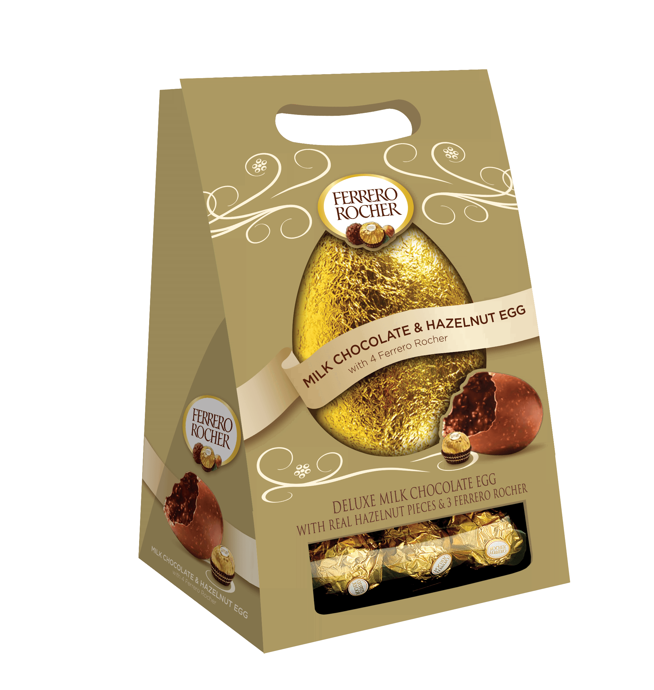 rocher egg