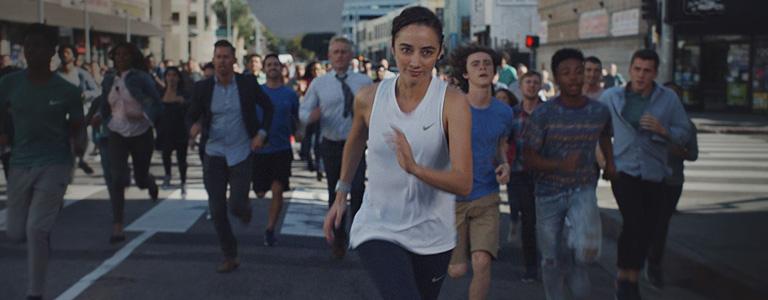 Nike Run club App Go