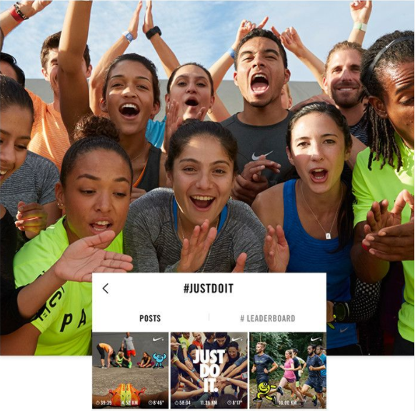 Nike Run Club Social