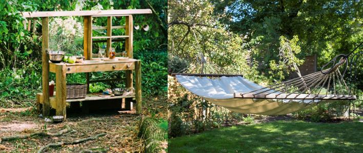 Outdoor Play Garden Trend