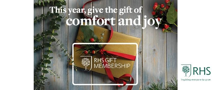 Royal Horticultural Society gifts
