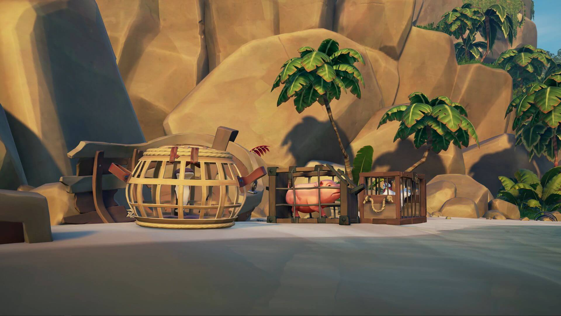 sea of thieves cargo
