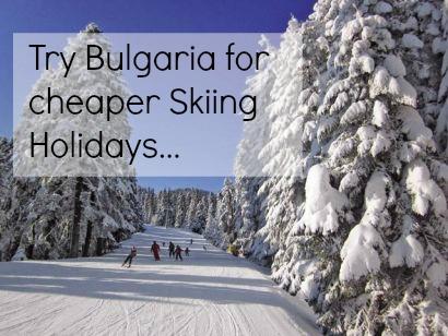 Bulgaria Skiing Trips