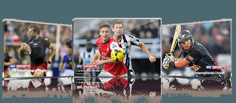 Sky Sports and Free Broadband