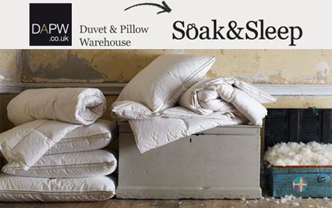 soak sleep cashback competition. Black Bedroom Furniture Sets. Home Design Ideas