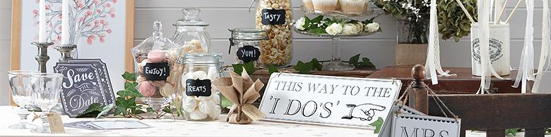 Wedding Venue Decs