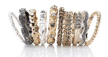 Supreme Stacking Ring Set