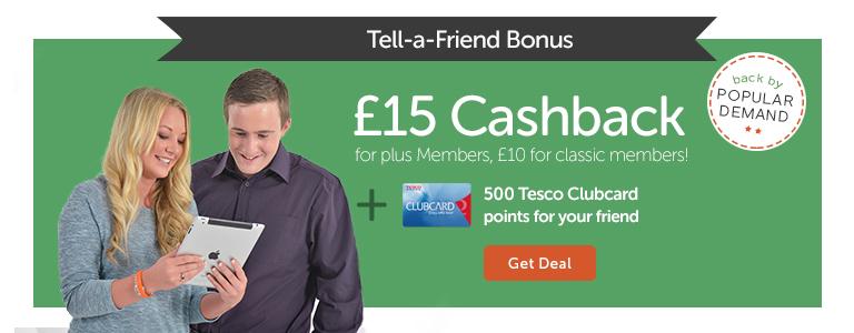 Double Tell-a-Friend Bonus
