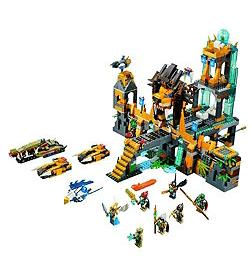 Lego Chima Temple
