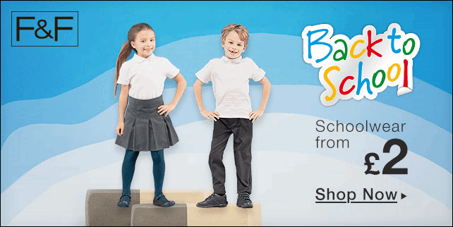 Image result for tesco f&f school uniform