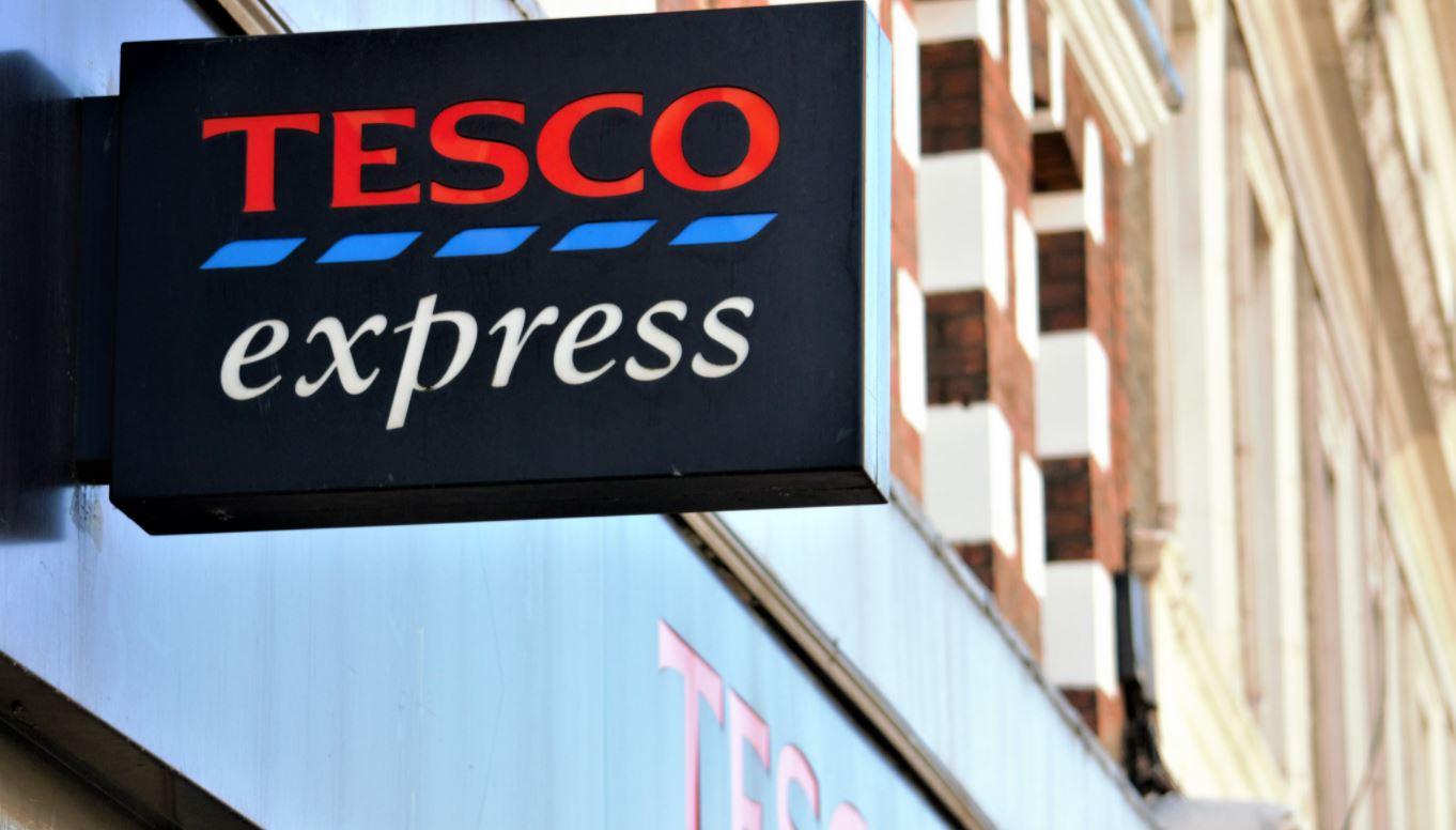 Tesco Express Blog Banner