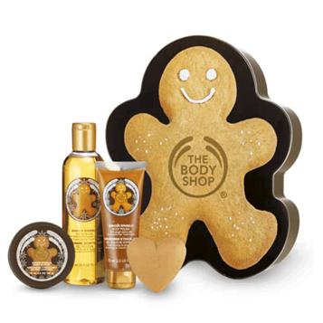 Ginger Sparkle Shower