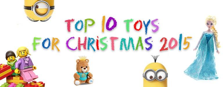 Top 10 Toys Christmas