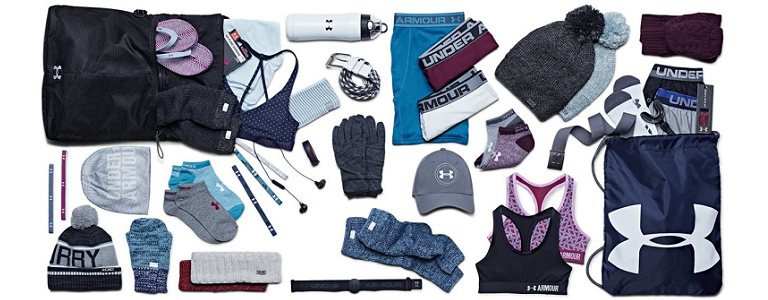 Under Armour Fitness Christmas Gift Guide