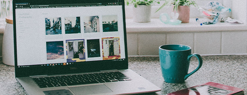 working from home blog