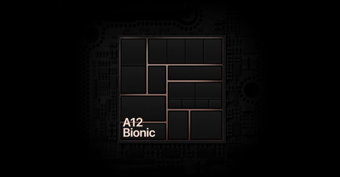 A12 Bionic Chip Image