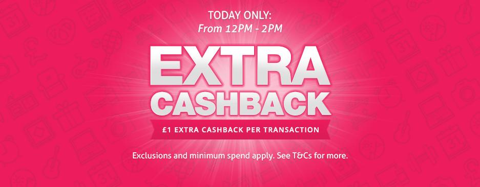 Cashback earnings boost spiritdancerdesigns Choice Image