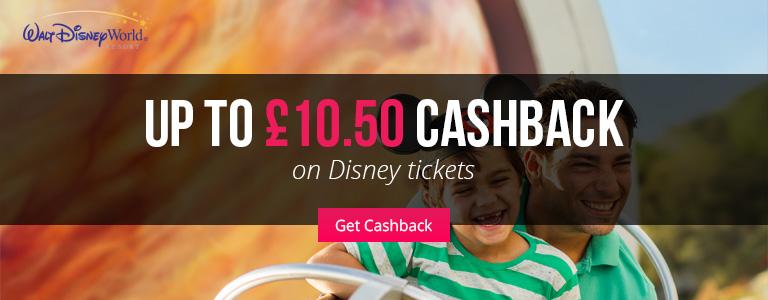 DisneyWorldCashback