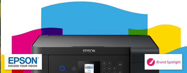 Brand Spotlight Blog - Epson
