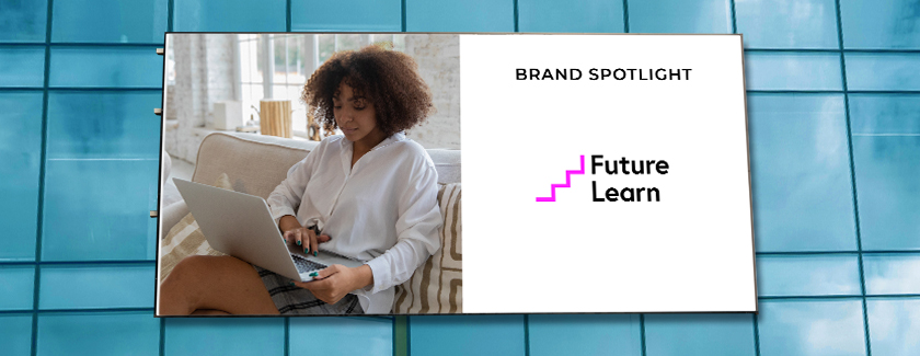 FutureLearn Brand Spotlight Blog Banner