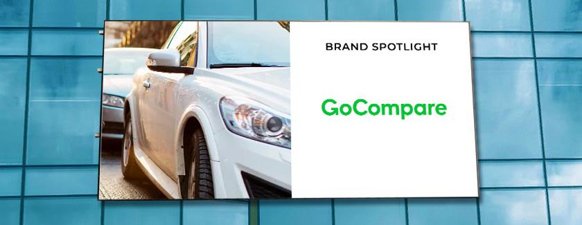 GoCompare Car Insurance Brand Spotlight Blog Banner