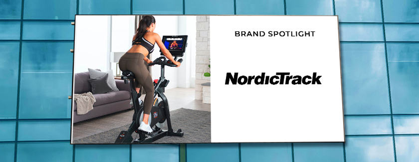 NordicTrack Brand Spotlight Blog Banner