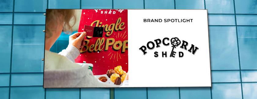 Popcorn Shed Brand Spotlight Blog Banner