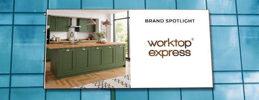 Worktop Express Brand Spotlight Blog Banner