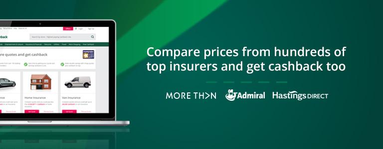 TopCashback Compare
