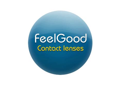 Feel Good Contact Lenses Logo